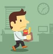 Увольнение работника во время отпуска
